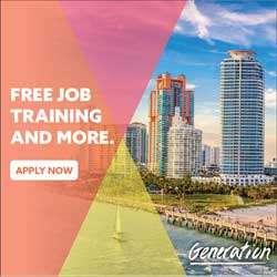 Grapevine Communications Marketing Case Study: Generations LLC Web Banner #8