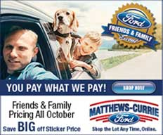 Grapevine Communications Case Study: Matthews-Currie Ford